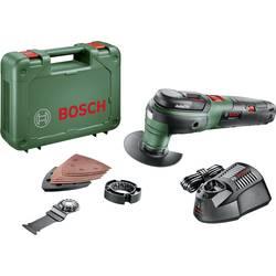 Višenamjenski alat Uklj. akumulator, Uklj. kofer 12 V 2.5 Ah Bosch Home and Garden UniversalMulti 12 0603103001