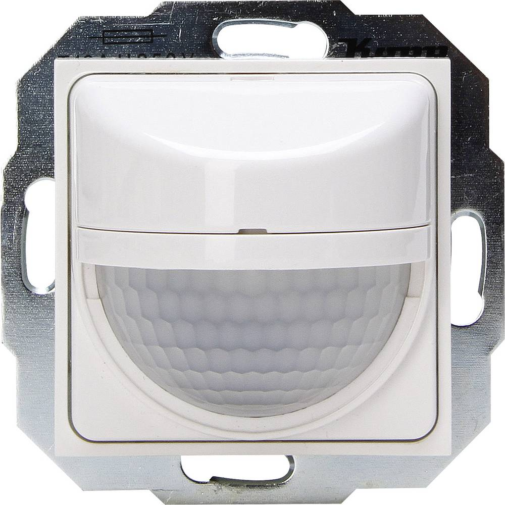 Kopp 840629058 podometna javljalnik gibanja 180 ° čista bela ip40