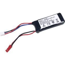 Reely komplet akumulatorjev za modelarstvo (LiPo) 7.4 V 600 mAh št. celic: 2 15 C Stick BEC-vtičnica