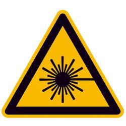 Opozorilna tabla Laser Aluminij 100 mm ISO 7010 1 KOS