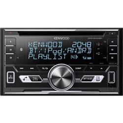 Kenwood DPX-5100BT dvojni DIN avtoradio, Bluetooth® prostoročno telefoniranje, priključek za volanski daljinski upravljalnik