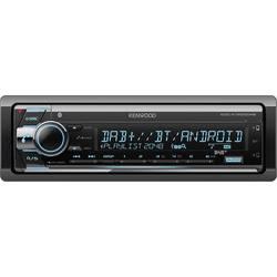 Kenwood KDC-X7200DAB avtoradio, DAB+ Tuner, Bluetooth® prostoročno telefoniranje, priključek za volanski daljinski upravljal