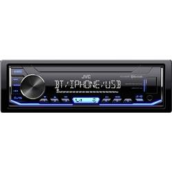 JVC KD-X351BT avtoradio, Bluetooth® prostoročno telefoniranje, priključek za volanski daljinski upravljalnik