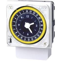 ORBIS Zeitschalttechnik časovno stikalo za din-letev Delovna napetost: 230 V/AC ALPHA D 1 menjalo 16 A 250 V/AC dnevni program