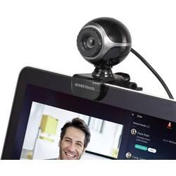 Webkamera Basetech Classic BS-WC-01 klämfäste, fot