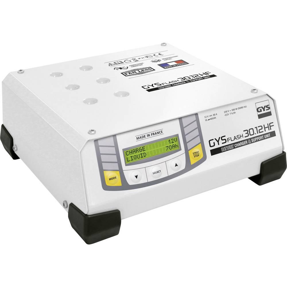 Automatisk oplader GYS GYSFLASH 30.12 HF 029224 12 V 30 A