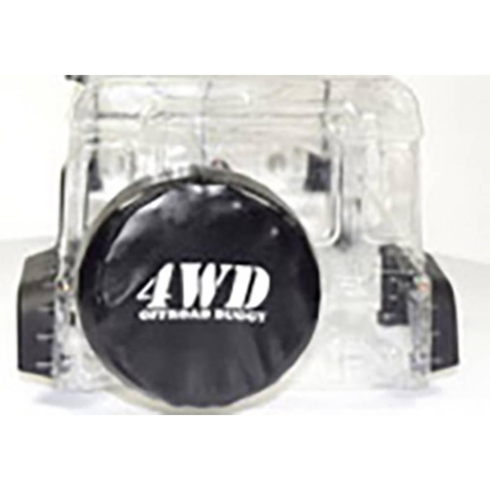 Absima Rezervno kolo s pokrovom za vozilo Crawler Črna
