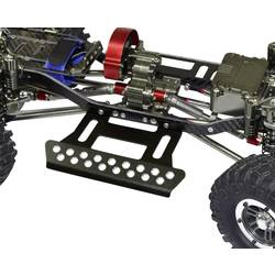 Absima aluminijaste podporne plošče za vozilo crawler črna