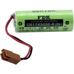 Beltrona Fanuc 16i 18i 21i specijalne baterije utikač litijev 3 V 2500 mAh 1 St.
