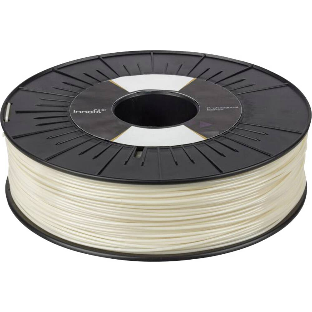 3D pisač filament Basf Innofil3D Fusion+ ABS plastika 1.75 mm Bijela 750 g