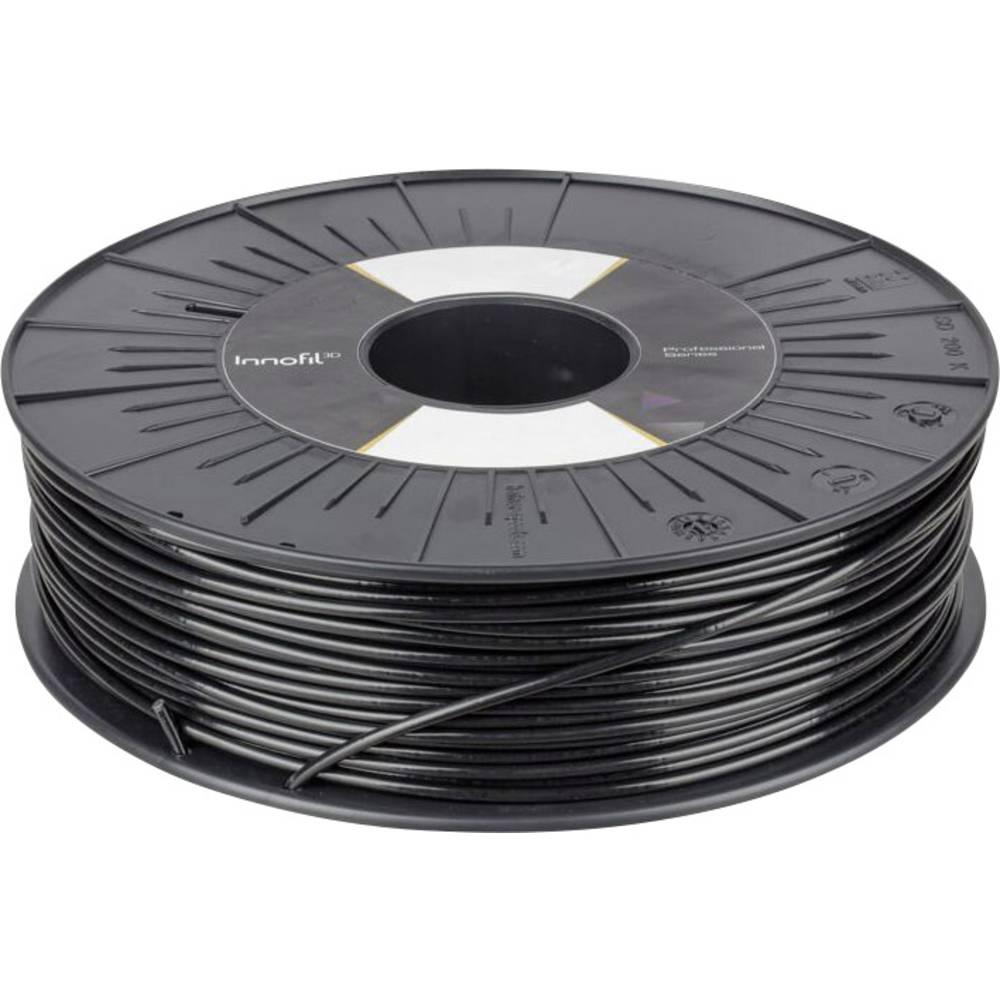 3D pisač filament Basf Innofil3D Fusion+ ABS plastika 2.85 mm Crna 750 g