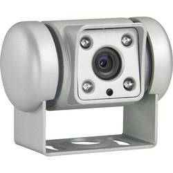 Kabelska kamera za vzvratno vožnjo PerfectView CAM 45 NAV Dometic Group funkcija ogledala, dodatna IR luč, vgrajeno gretje srebr