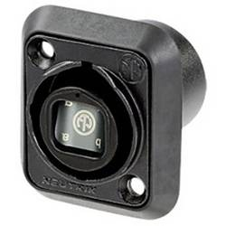 LWL-stikforbinder, tilbehør Neutrik NO4FDW-A Stikforbinder (værdi.1401667)