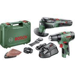 Baterijska višenamjenski alat Uklj. akumulator, Uklj. kofer, Uklj. akumulatorska bušilica-odvijač 12 V 2.5 Ah Bosch Home and Gar