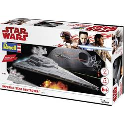Science Fiction byggsats Revell Imperial Star Destroyer 06749 1:4000