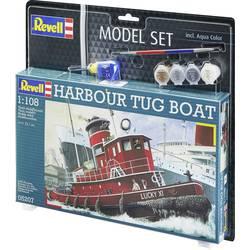 Revell 65207 Harbour Tug Boat model plovila, komplet za sestavljanje 1:108