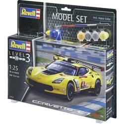 Revell 67036 Corvette C7.R model avtomobila, komplet za sestavljanje 1:25