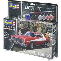 Revell 67038 76 Ford Torino model avtomobila, komplet za sestavljanje 1:25