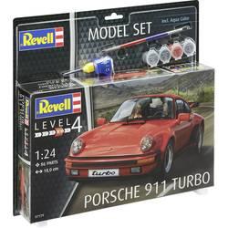 Revell 67179 Porsche 911 Turbo model avtomobila, komplet za sestavljanje 1:24