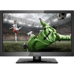 LED-TV 47 cm 18.5  Renkforce RF-LEDTV18.5HDR EEK A HD ready, Twin DVB-T2/C/S2 črne barve