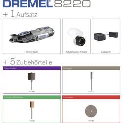 Dremel 8220-1/5 F0138220JA Baterijska višenamjenski alat Uklj. akumulator 12 V 2 Ah