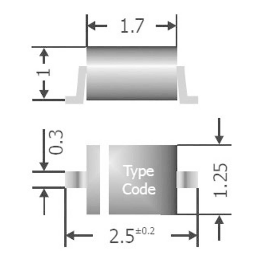 Hitra preklopna dioda Diotec 1N4148WS SOD-323 70 V 150 mA