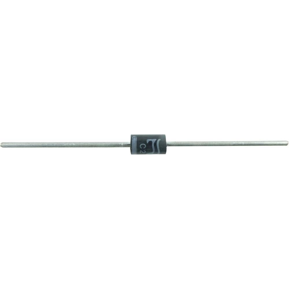 Si-usmerniška dioda Diotec 1N5402 DO-201 200 V 3 A