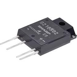 Halbleiterrelais (value.1292894) 1 stk Sharp S 202 T02 Last-Strøm (maks.): 2 A Koblingsspænding (max.): 250 V/AC Vekslende ved n