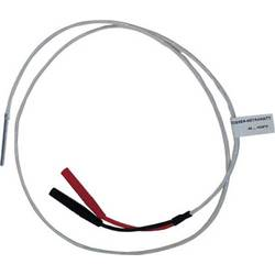 senzor za uranjanje Gossen Metrawatt TF550 -50 Do +550 °C Tip tipala Pt100 Kalibriran po tvornički standard (vlastiti)