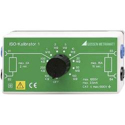 Merilni upor (D x Š x V) 53 x 122 x 60 mm Gossen Metrawatt ISO-kalibrator 1 1 kos