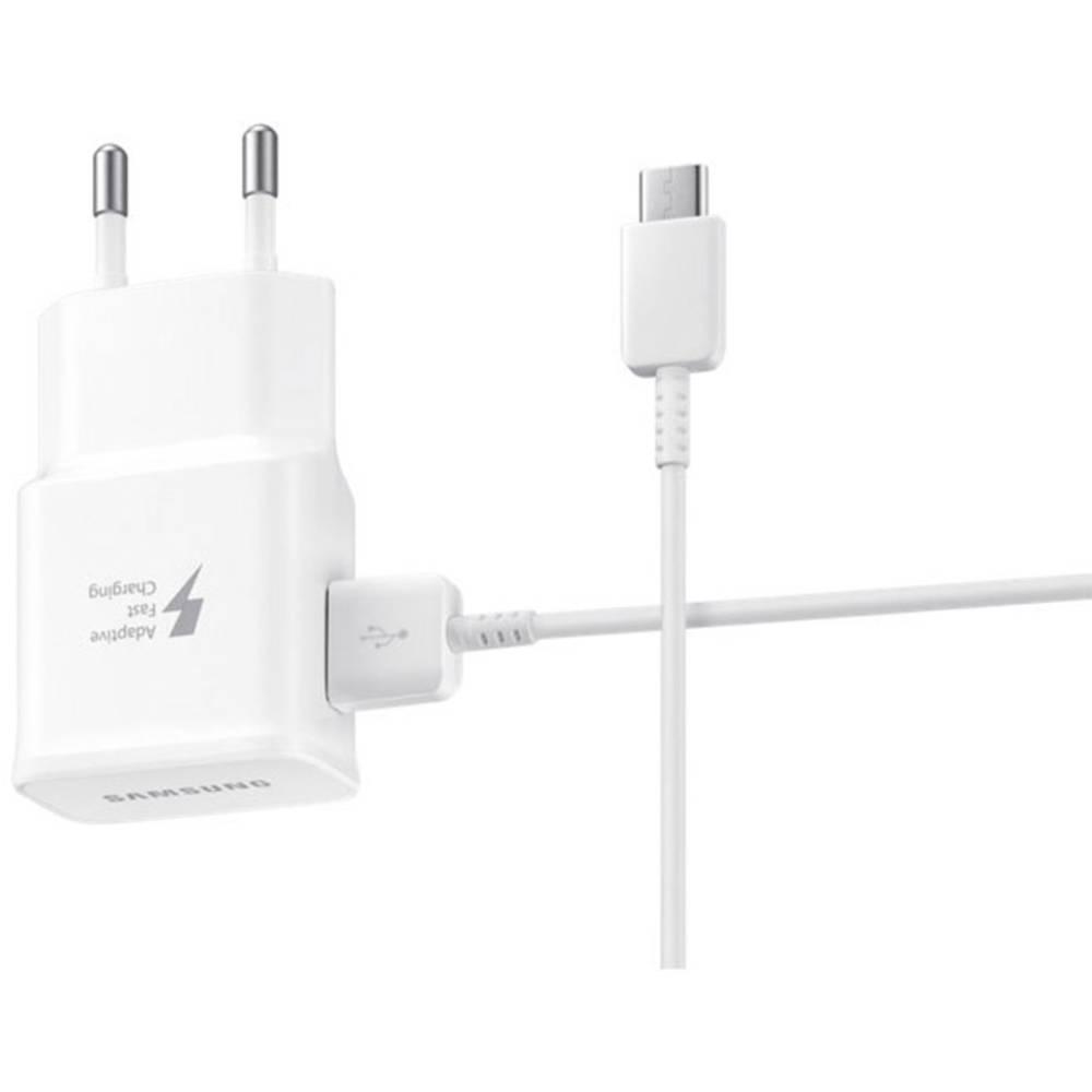 USB-oplader Samsung EP-TA20 EP-TA20EWECGWW BULK Stikdåse 1 x USB-C™ Stecker (value.1391284)