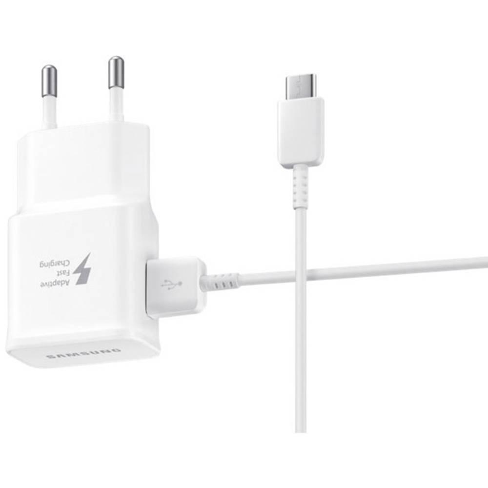 USB-oplader Samsung EP-TA20 EP-TA20EWECGWW Stikdåse 1 x USB-C™ Stecker (value.1391284)