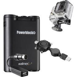 Mantona GoPro Mobile Battery Power Set I 20489 Polnilnik
