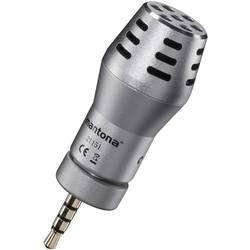 Mantona Mikrofon für Smartphone pripeti mikrofon za mobilni telefon Način prenosa:neposredni
