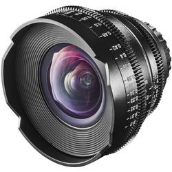 Vidvinkelobjektiv f/22 - 2.6 16 mm