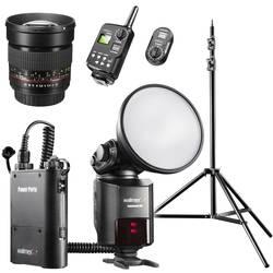 Påkopplingsbar blixt Walimex Pro Canon Ljuskänslighet ISO 100/50 mm 80