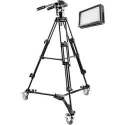 Komplet za oblikovanje svetlobe Walimex Pro Reportage Set 1 KOS