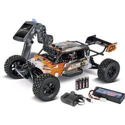 RC-modelbil Crawler 1:10 Carson Modellsport Climb Warrior 2.0 Brushed Elektronik 4WD 100% RtR