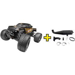 RC-modelbil Monstertruck 1:8XL HPI Racing Savage XL Octane 15 cm³ Benzin 4WD RtR 2,4 GHz