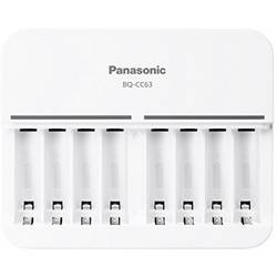 Polnilna naprava za okrogle baterije NiMH Panasonic BQ-CC63 micro (AAA), mignon (AA)