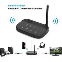 Renkforce BTHP-100 Bluetooth® oddajnik/sprejemnik za glasbo Bluetooth različica: 4.2, aptX®, SBC 100 m integrirani Bluet