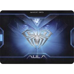 Gaming-musmatta AULA Magic Pad Svart, Blå, Silver