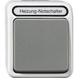 Schneider Electric 1 kos Set Zasilno stikalo za ogrevanje AQUASTAR Svetlo siva 4074997