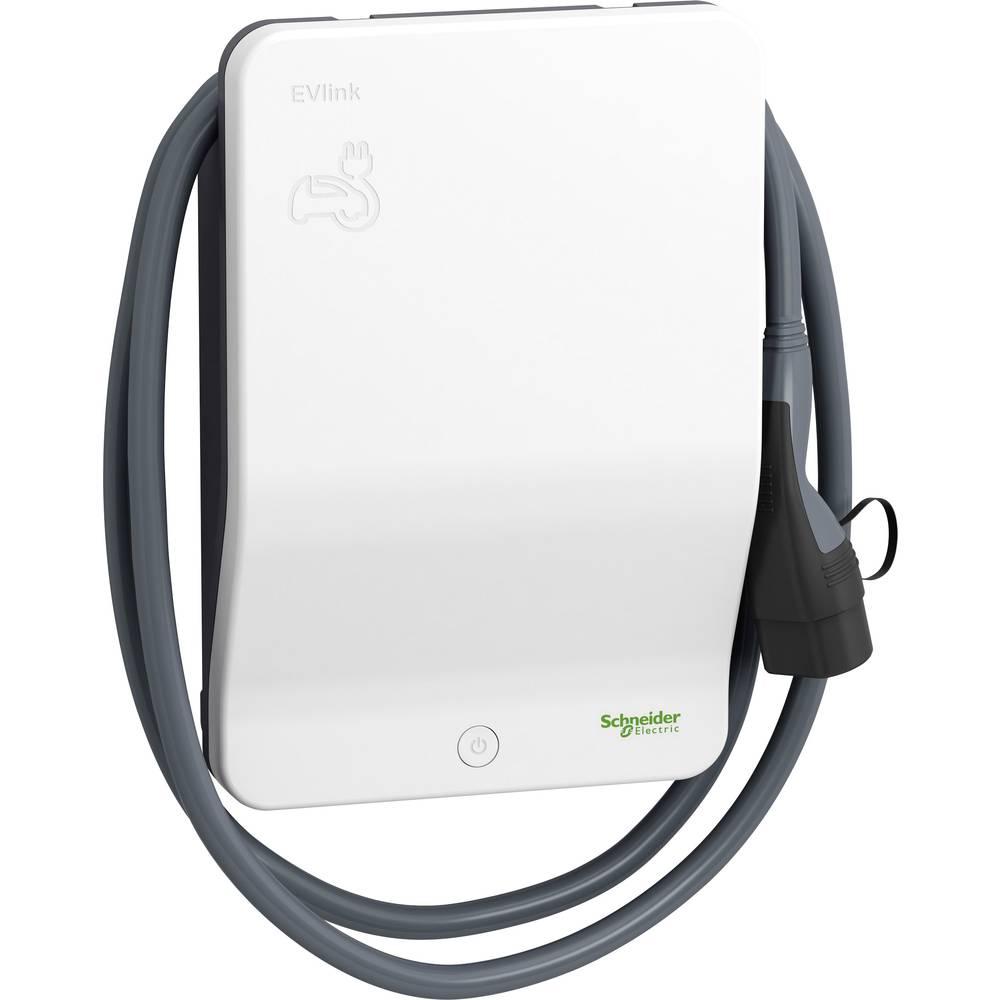 Schneider Electric EVB1A22PCRI EVlink Wallbox eMobility polnilna postaja tip 2 način 2 32 A 22 kW RFID