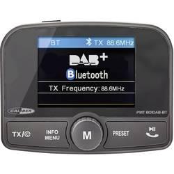 DAB + sprejemnik Caliber Audio Technology Universel PMT801DAB-BT Nosilec z vakumskim priseskom, Bluetooth pretakanje glasbe