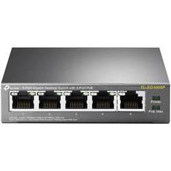 TP-LINK TL-SG1005P mrežni preklopnik 5 ulaza PoE funkcija