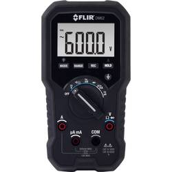 FLIR DM62 Ročni multimeter kalibracija narejena po: delovnih standardih (brez certifikata) CAT IV 300 V, CAT III 600 V