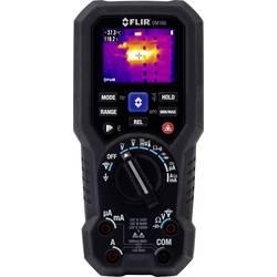 FLIR DM166 Ročni multimeter kalibracija narejena po: delovnih standardih (brez certifikata) integrirana termalna kamera CAT IV 3