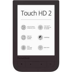 Läsplatta 6  PocketBook Touch HD 2 Mörkbrun