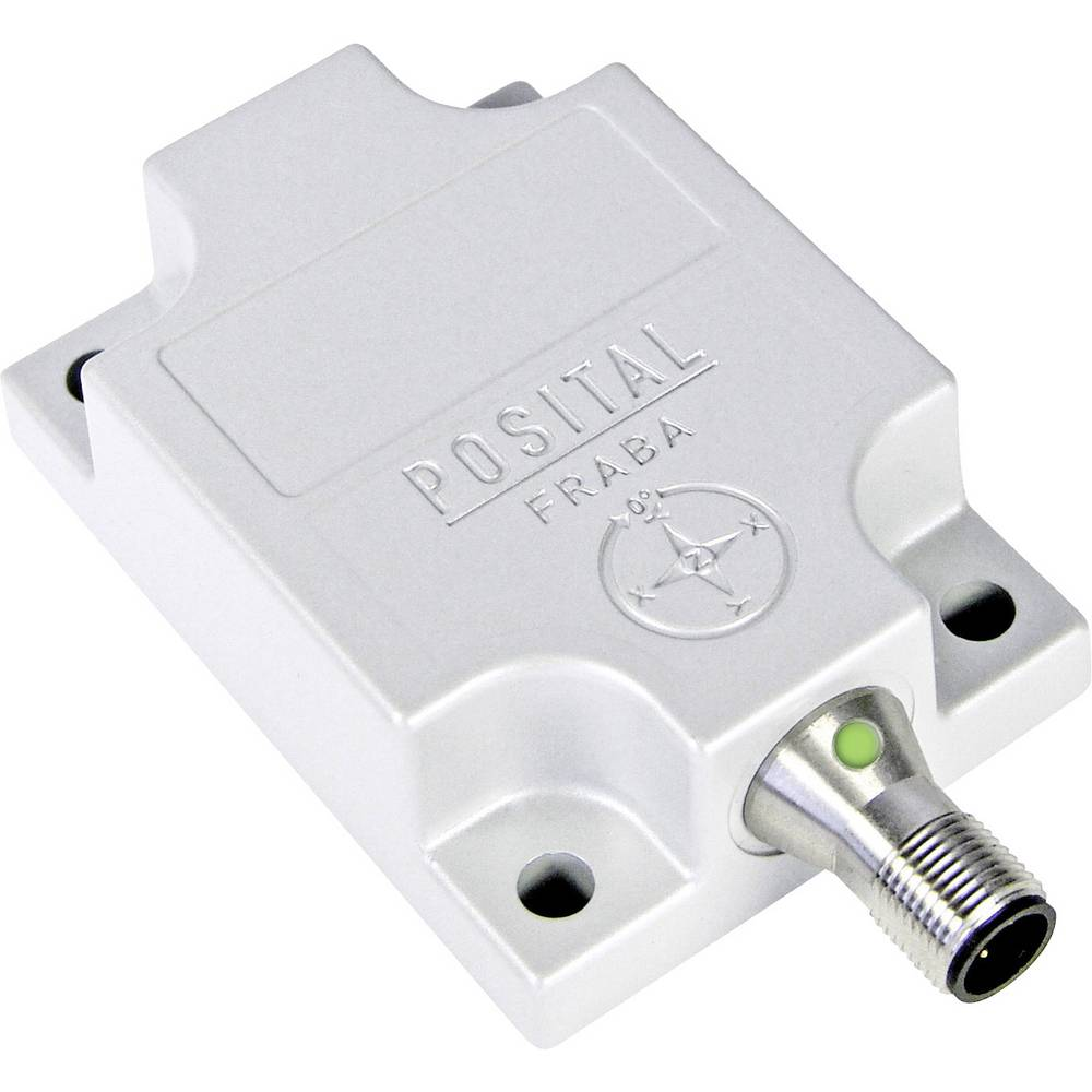 Posital Fraba senzor nagiba ACS-080-2-CA01-HK2-PM ACS-080-2-CA01-HK2-PM Mjerno podučje: -80 - +80 ° canopen M12, 5-polni
